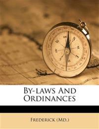 By-laws And Ordinances
