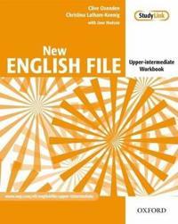 New english file: upper-intermediate: workbook - six-level general english