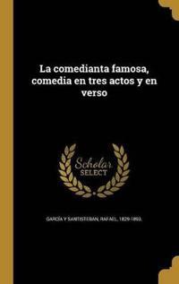 SPA-COMEDIANTA FAMOSA COMEDIA