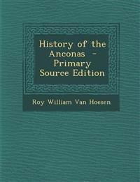 History of the Anconas