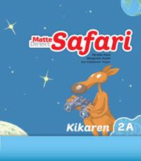 Matte Direkt Safari Kikaren 2A