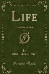 Life, Vol. 9