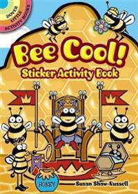 Bee Cool! Sticker Activity Book