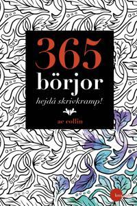 365 börjor – hejdå skrivkramp!