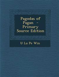 Pagodas of Pagan