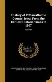 HIST OF POTTAWATTAMIE COUNTY I