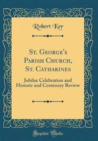 St. George's Parish Church, St. Catharines