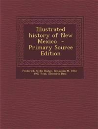 Illustrated history of New Mexico  - Primary Source Edition