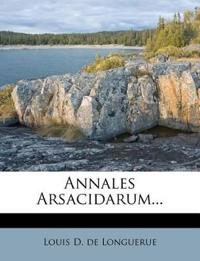 Annales Arsacidarum...