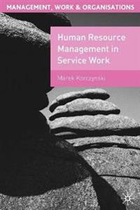 Human Resource Management in Service Work