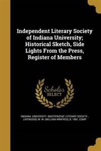INDEPENDENT LITERARY SOCIETY O