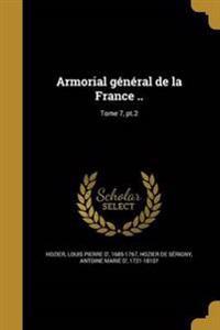 FRE-ARMORIAL GENERAL DE LA FRA