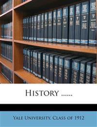 History ......