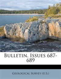 Bulletin, Issues 687-689
