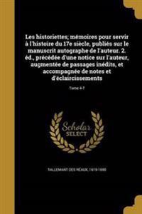 FRE-LES HISTORIETTES MEMOIRES