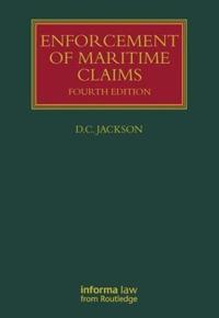 Enforcement of Maritime Claims