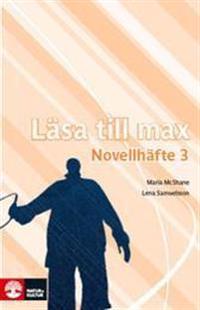 Läsa till max Novellhäfte 3 (5-pack)