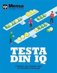Mensa: Testa din IQ