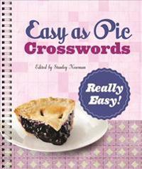 Easy as Pie Crosswords: Really Easy!