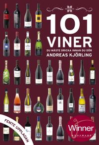 101 Viner du måste dricka innan du dör 2018/2019