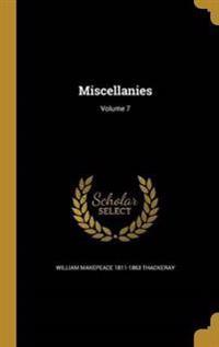MISCELLANIES V07