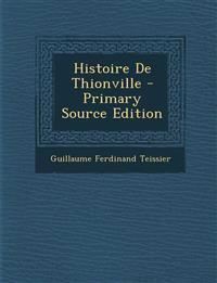 Histoire de Thionville