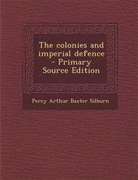 Colonies and Imperial Defence
