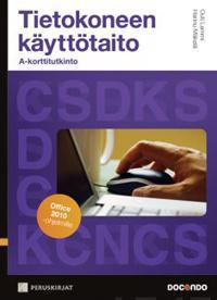 Tietokoneen käyttötaito (+cd-rom)