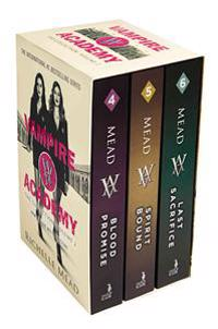 Vampire Academy: The Collection, Volume 2, #4-6: Blood Promise/Spirit Bound/Last Sacrifice