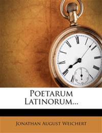 Poetarum Latinorum...