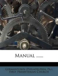 Manual ......