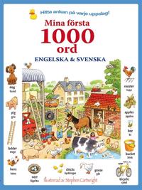 Mina första 1000 ord : engelska & svenska