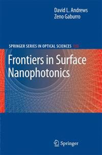 Frontiers in Surface Nanophotonics