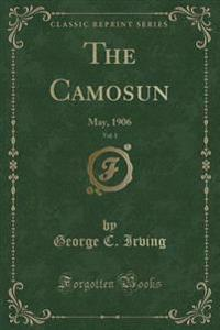 The Camosun, Vol. 1