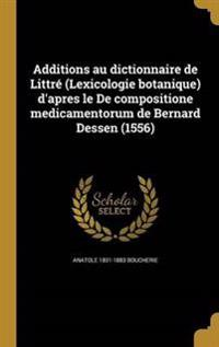 FRE-ADDITIONS AU DICTIONNAIRE