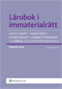 Lärobok i immaterialrätt