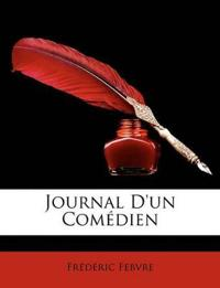 Journal D'Un Comdien