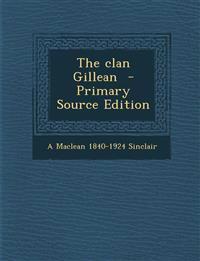 Clan Gillean