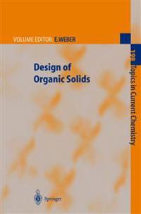Design of Organic Solids