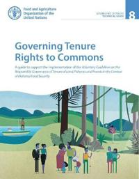 Governing tenure rights to Commons
