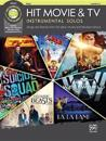 Hit Movie & TV Instrumental Solos: Songs and Themes from the Latest Movies and Television Shows (Flute), Book & CD
