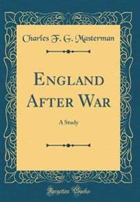 England After War