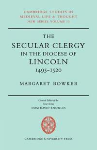 Secular Clergy Diocese Lincoln