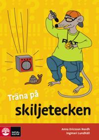 Träna på svenska Skiljetecken 1 (5-pack)