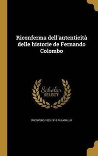 ITA-RICONFERMA DELLAUTENTICITA