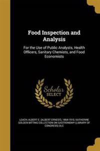 FOOD INSPECTION & ANALYSIS