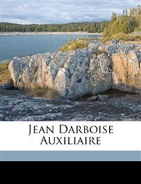Jean Darboise auxiliaire