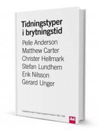 Tidningstyper i brytningstid : typografiska essäer ur Design Typografi Produktion 1992-1995