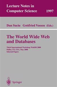 The The World Wide Web and Databases