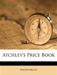 Atchley's Price Book